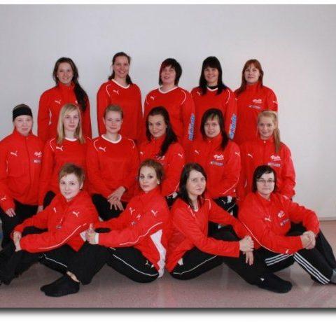 Valon naisten superpesisjoukkue 2010